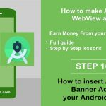 How to insert AdMob Banner Ad in your Android App