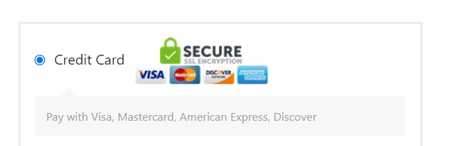 2Checkout Payment option buy links